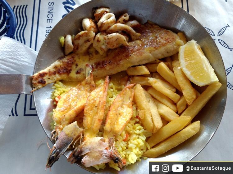 Restaurante Ocean Basket - V&A Waterfront