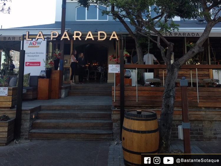 Restaurante La Parada - V&A Waterfront