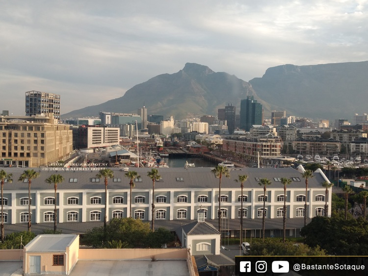 Cape Wheel - V&A Waterfront - Cidade do Cabo/Cape Town, África do Sul