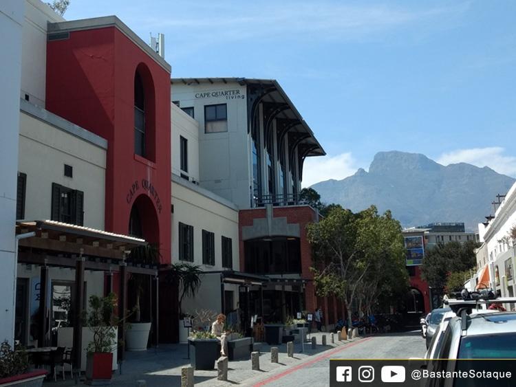 Cape Quarter - Cidade do Cabo/Cape Town, África do Sul