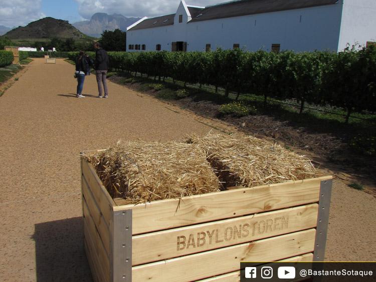 Babylonstoren - Franschhoek, África do Sul