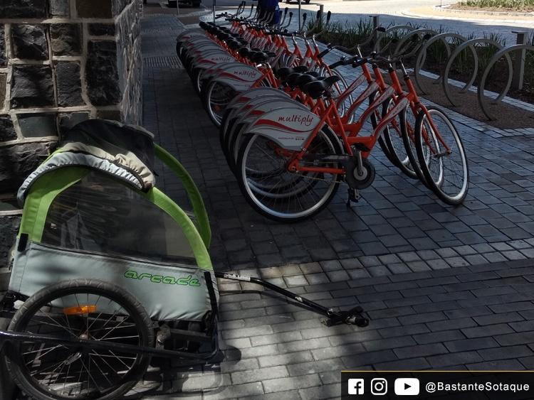 Aluguel de bicicletas em Cape Town