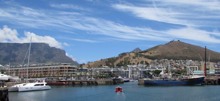 Carnaval em Cape Town: Eventos no Waterfront