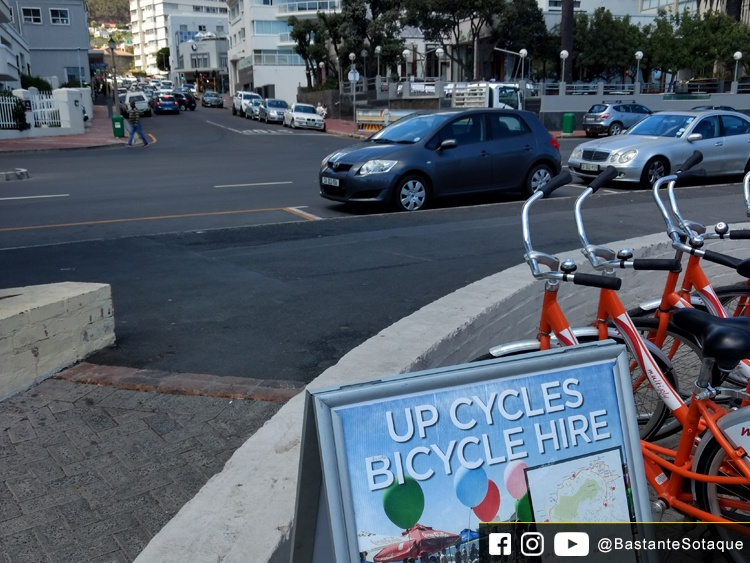 Up Cycles - Sea Point - Cape Town, África do Sul
