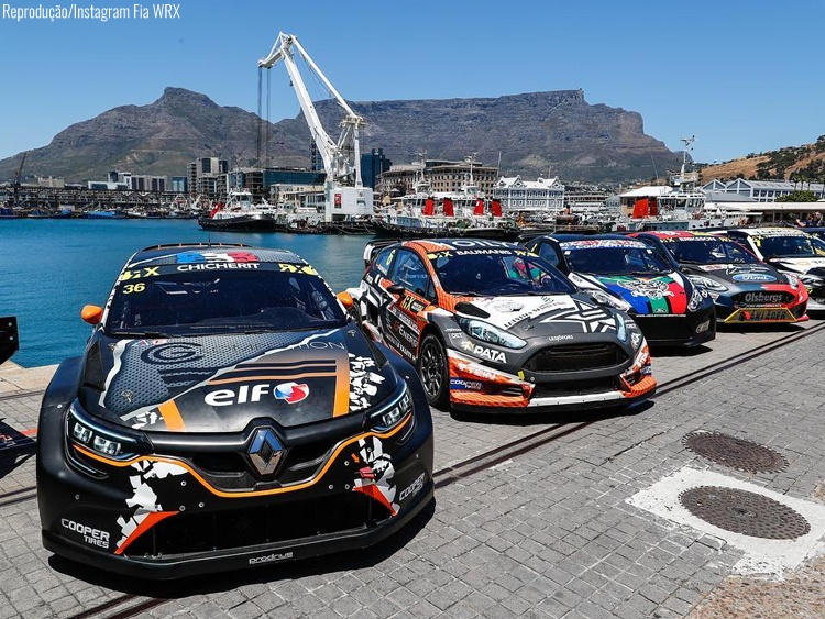 FIA WRX/V&A Waterfront, Cidade do Cabo