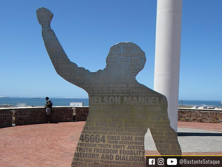 Monumento Voting Line - Port Elizabeth, África do Sul