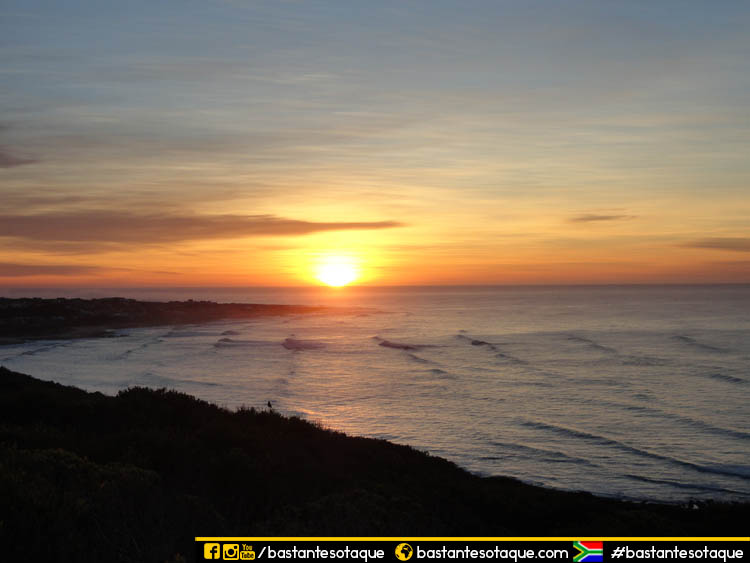 Cabo das Agulhas - L'Agulhas/Struisbaai, África do Sul
