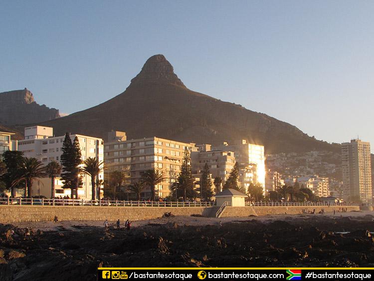 Calçadão de Sea Point, cidade do Cabo/Cape Town, África do Sul