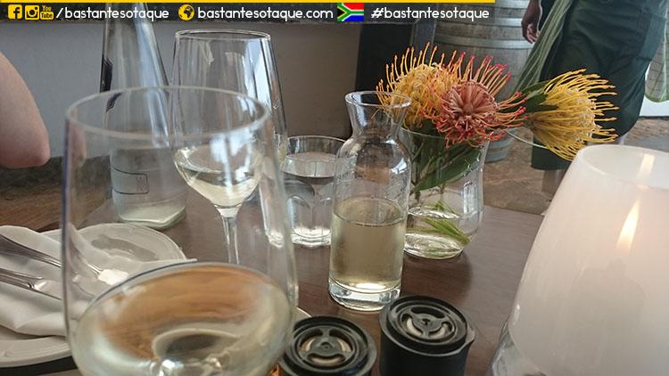 Vinícola Groot Constantia - Cidade do Cabo. África do Sul