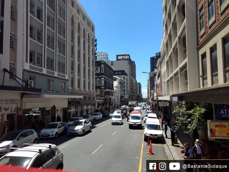 Long Street - Cidade do Cabo/Cape Town, África do Sul