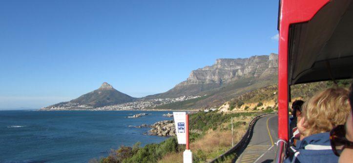 Cape Town/Cidade do Cabo: Tour do ônibus vermelho