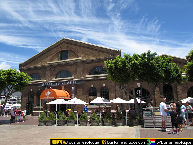 V&A Food Market- Cidade do Cabo/Cape Town, África do Sul