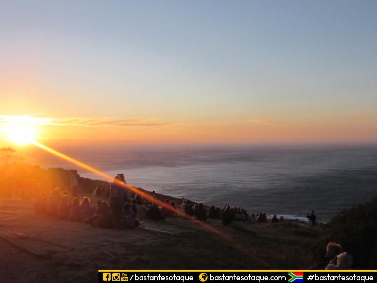 Signal Hill - Cidade do Cabo, África do Sul