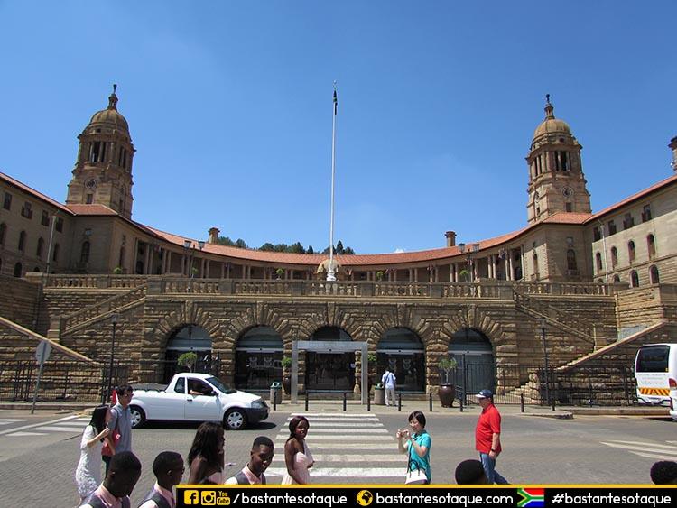 Union Buildings - Pretória, África do Sul
