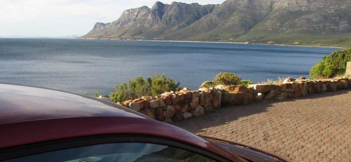 A Garden Route - Kogel Bay, África do Sul