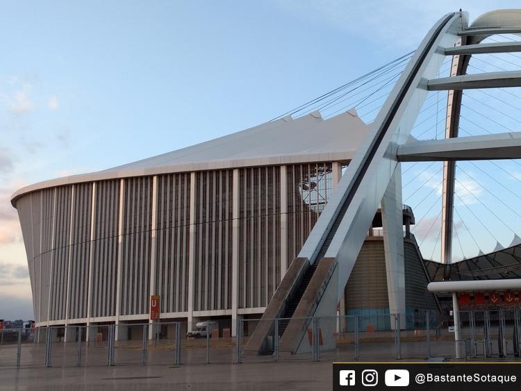 Big Rush - Estádio Moses Mabhida - Durban