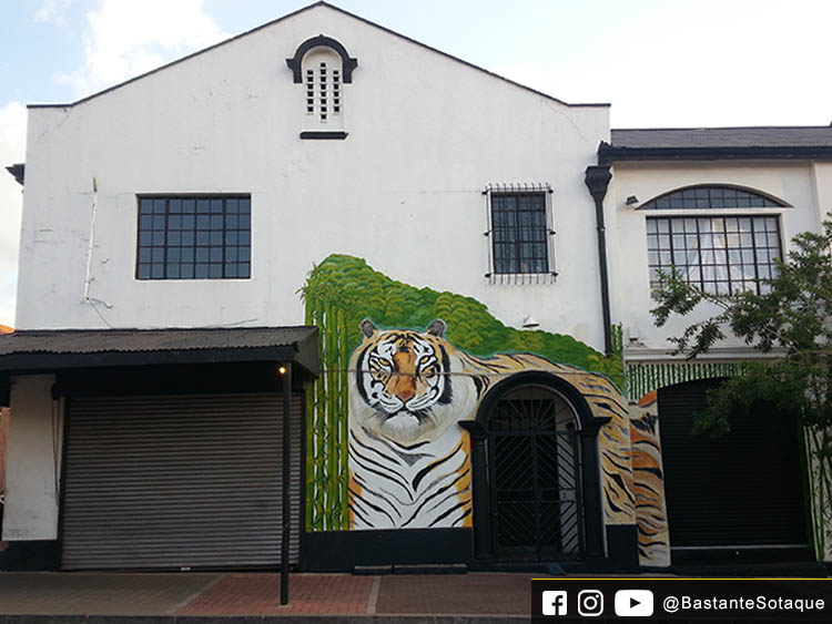Maboneng - Joanesburgo, África do Sul
