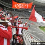 Ajax no Cape Town Stadium