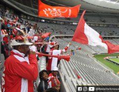 Ajax no Cape Town Stadium