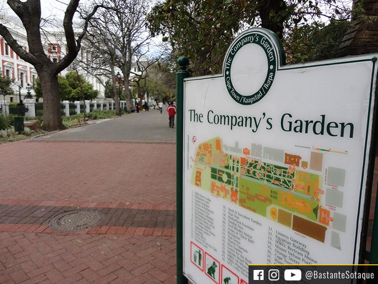 Company's Garden - Cidade do Cabo/Cape Town, África do Sul