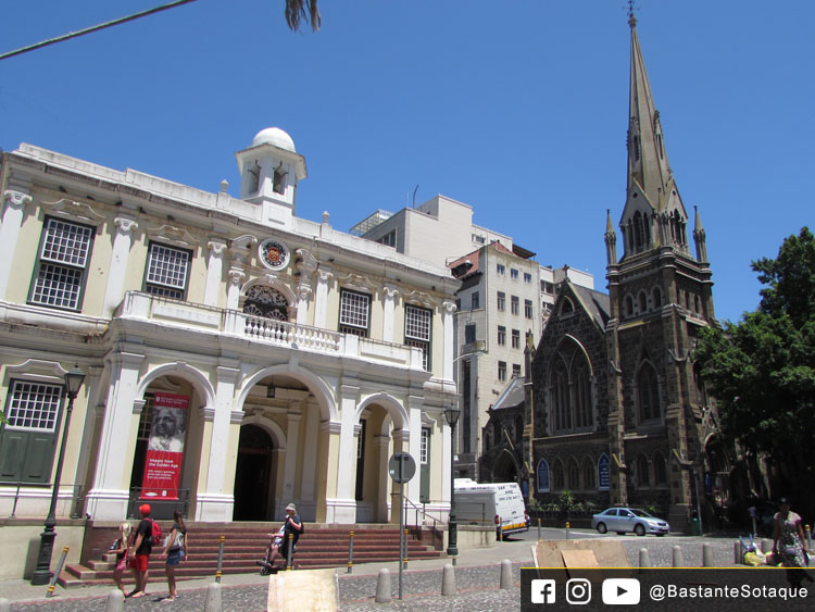 Greenmarket Square - Cidade do Cabo/Cape Town, África do Sul
