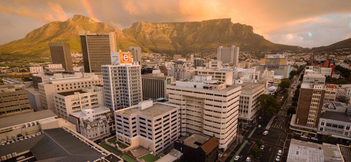 Viajar durante a crise da água em Cape Town