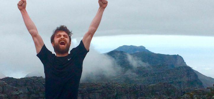 Daniel Radcliffe - Estrelas na Cidade do Cabo, África do Sul