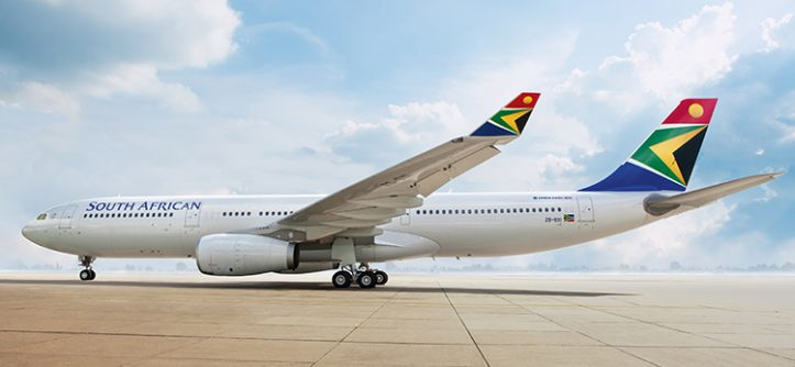 Passagens South African Airways