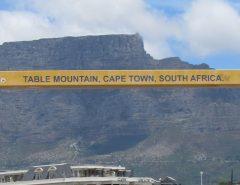 Molduras amarelas - Cidade do Cabo/Cape Town, África do Sul