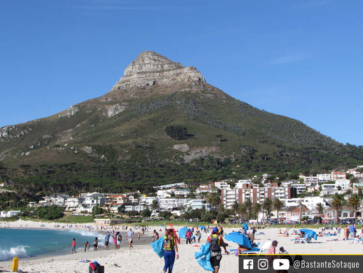 Camps Bay - Cidade do Cabo/Cape Town, África do Sul