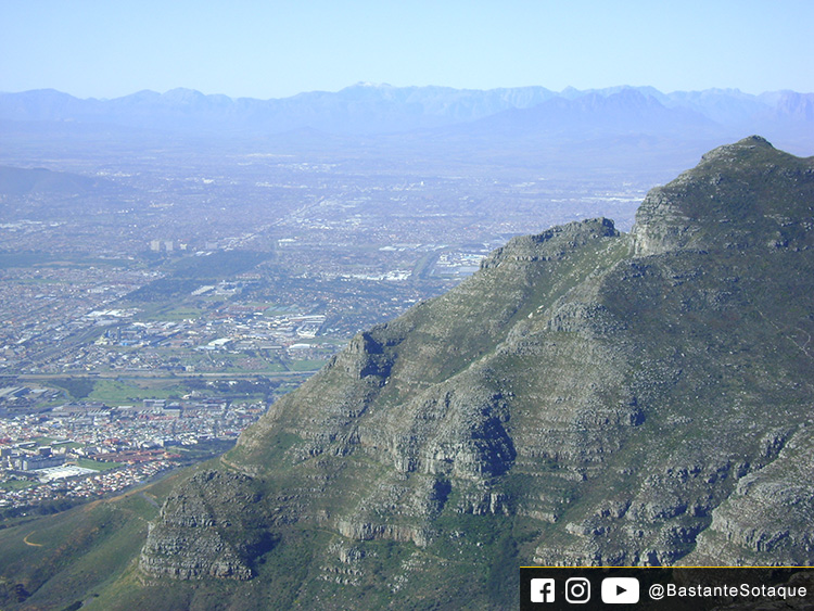 Devil's Peak - Cidade do Cabo/Cape Town, África do Sul