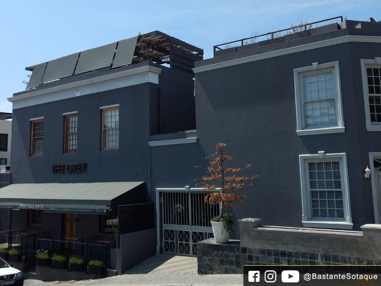 Hotel The Grey - Cidade do Cabo/Cape Town, África do Sul