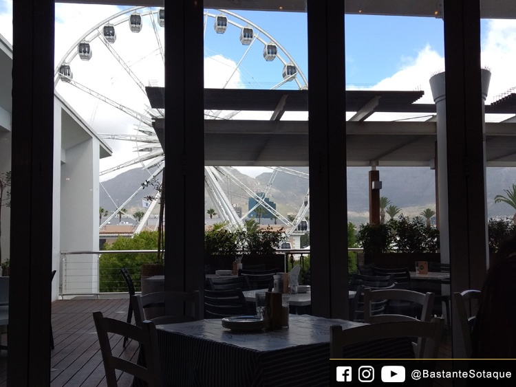 Restaurante Ocean Basket - V&A Waterfront
