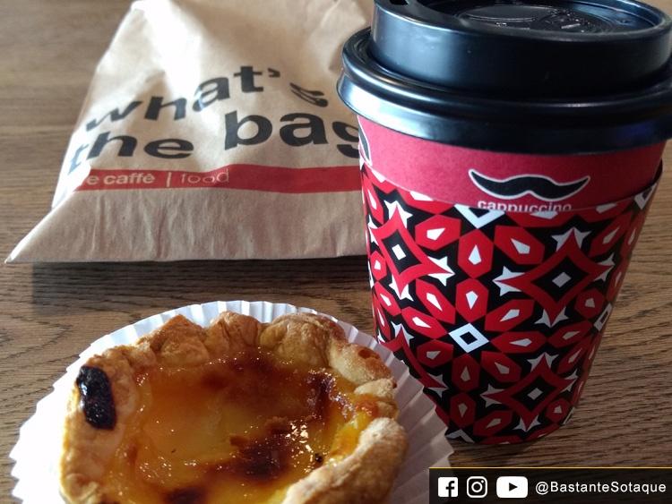 Vida e Caffè - Aeroporto OR Tambo de Joanesburgo