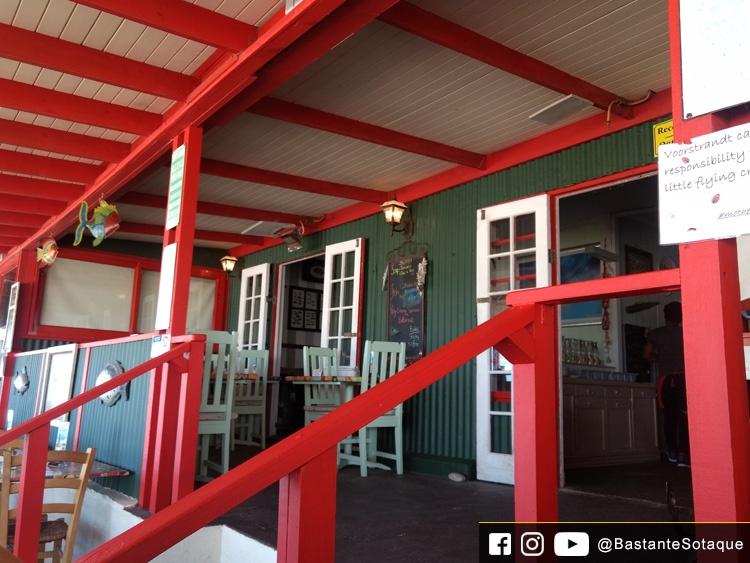 Restaurante Voorstrandt - Paternoster, África do Sul