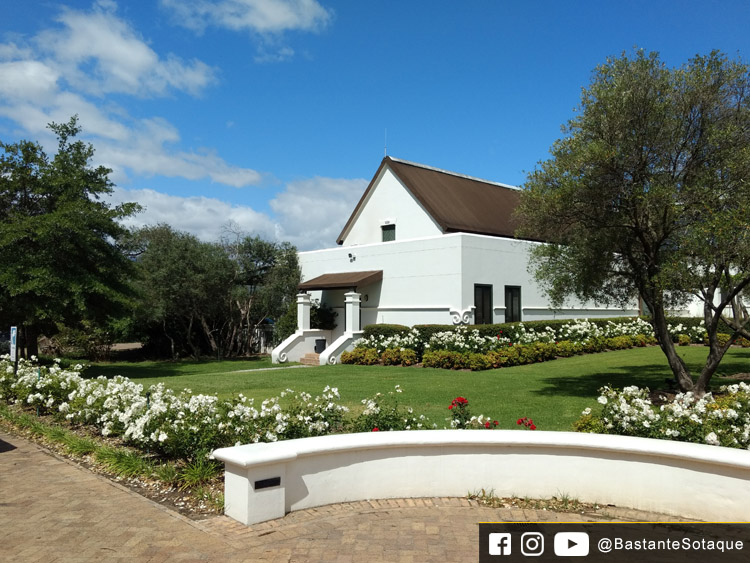 Vrede en Lust - Franschhoek, África do Sul