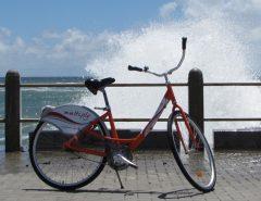 Com quatro bases na cidade, a Up Cycles é a principal empresa para aluguel de bicicleta em Cape Town