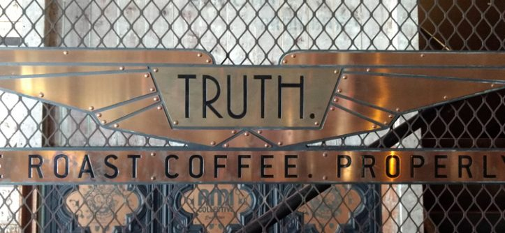 Truth Coffee - Cape Town/Cidade do Cabo, África do Sul
