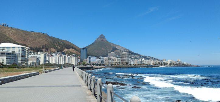 Bairro Sea Point - Cidade do Cabo