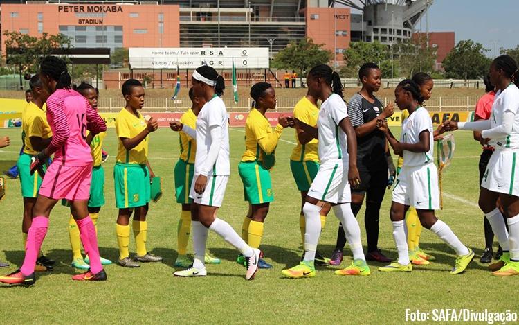 Seleção feminina da África do Sul - Polokwane