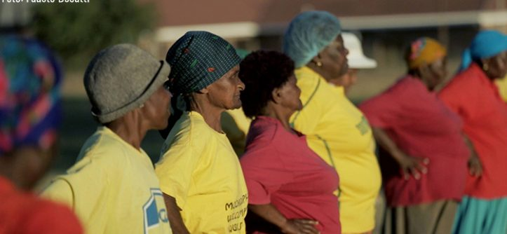 Vovós Sul-africanas - time de futebol