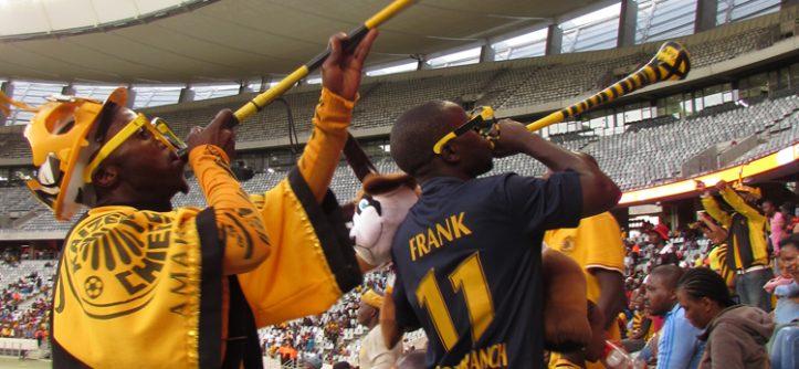 Futebol em Cape Town