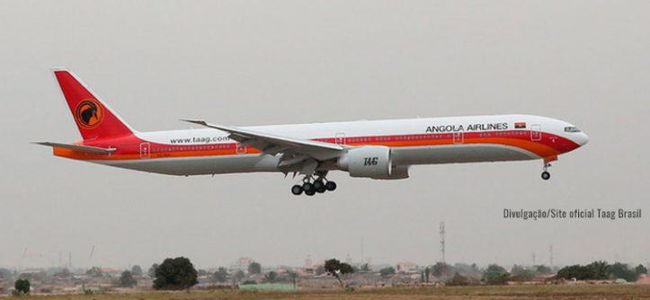Taag cancela rota Rio-Luanda
