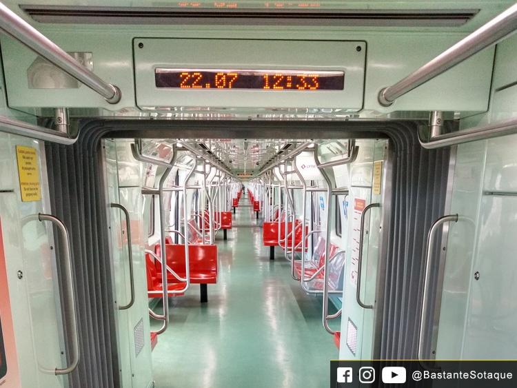 Trem Aeroporto-Guarulhos
