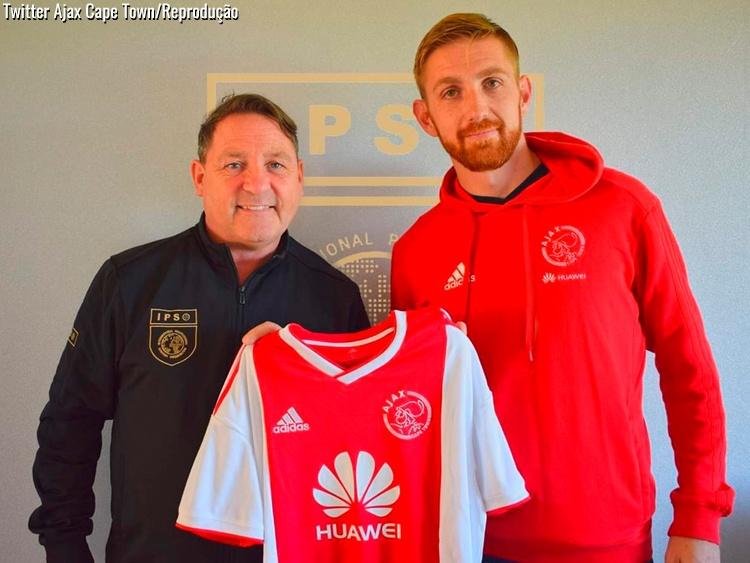 Camisa do Ajax Cape Town