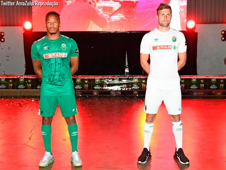 Camisa do AmaZulu FC