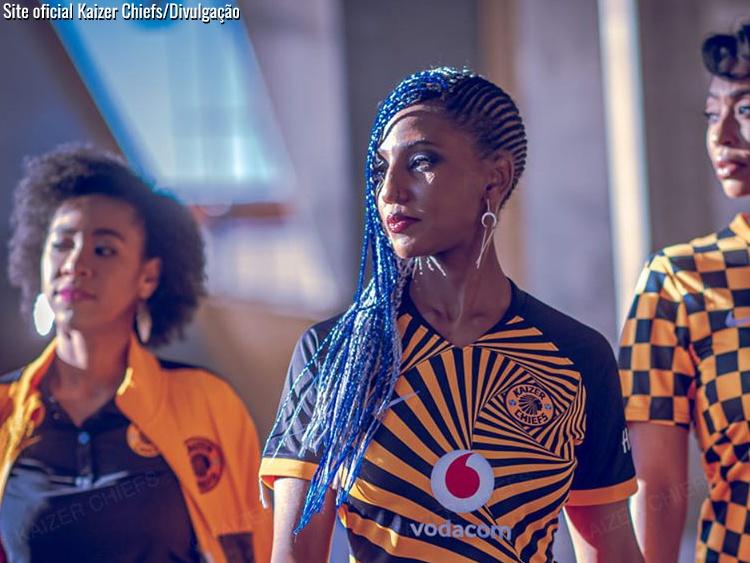 Camisa do Kaizer Chiefs