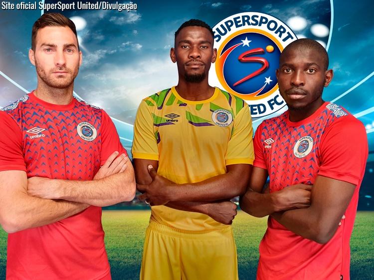 Camisa do SuperSport United