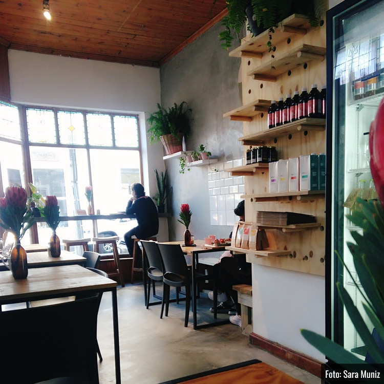 Jessy's Waffles - Cape Town