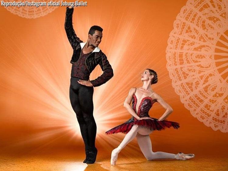 Ruan Galdino - Joburg Ballet